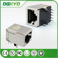 Wholesale Integrated Surface Mount RJ45 Female Jack , 1000base t cat6 rj45 connector shielded from china suppliers
