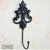 Wholesale custom ironart single hook metal rack from china suppliers