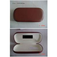 Wholesale Custom PU Leather Optical Eyewear Case , Reading Glasses Cases For Womens from china suppliers