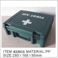 Wholesale Sports Marine Green Emergency PP Custom First Aid Kit Box from china suppliers