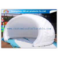 Wholesale Re - Usability Oxford Cloth Outdoor Advertising Inflatable Air Tent Trip Portable Camping Tent from china suppliers