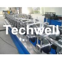 Wholesale 80mm, 100mm Or 120mm Custom Round Downspout Roll Forming Machine for Rainwater Downpipe from china suppliers