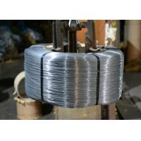 Wholesale C1045 -1065 Steel High Carbon Wire Rod , Round Cold Drawn Steel Wire from china suppliers