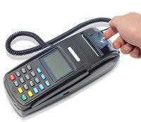 Wholesale Handheld EFT-POS Terminal With Integrated 3DES PINPAD, Card Reader from china suppliers