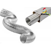 Wholesale Silvery Flexible Air Conditioner Flexible Duct Stretchable For Air Conditioner Installation from china suppliers