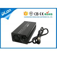 Wholesale aluminiun  case 3 stage charging 48v 4a power wheelchiar charger 20ah from china suppliers