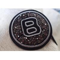 Wholesale Iron Handmade Imitation Diamond Patches For Equestrian Clothing from china suppliers