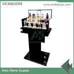 Cosmetic display counter sephora cosmetics displays for makeup shop decoration