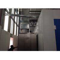 Wholesale Turbo Fan Spray Painting Room Furniture Paint Booth Water Curtain Color Optional from china suppliers