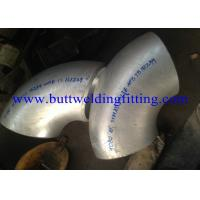"Wholesale ASTM A403 WP317 317l Butt Weld Fittings Elbow LR/ SR R 1.5D 1"" To 60"" SCH10S To SCH160 from china suppliers"