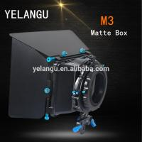 Wholesale OEM Simple Compatible Camera Matte Box Black + Blue One Year Warranty from china suppliers