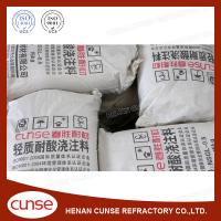 Wholesale Acid-resistant Castable for Casting Lining of Body from china suppliers