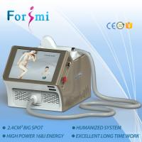 Wholesale 2017 Factory Price IPL SHR Portable Diodel Laser Permanent Hair Removal for Beauty Salon Clinic Hospital from china suppliers