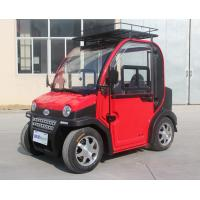 Wholesale Automatic Control Electric Mini Car 4 Wheels Two Seats DC Brushless from china suppliers