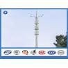 Buy cheap 86um Galvanization Telecommunication Pole AWS D1.1 Welding Standard from wholesalers