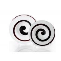 Buy cheap Black & White Decorative Glass Ornaments for Outdoor Exhibitions from wholesalers