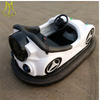Wholesale Hansel  used amusement park kiddie rides for sale fiberglass body car bumper for adult from china suppliers