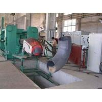 "China Low Noise Elbow Hot Forming Machine Processing Size 20""-56 With Induction Heating on sale"