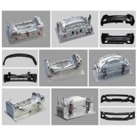 Wholesale Interior Auto Parts Mould Plastic Injection Bumper Mould Prototype Customer Design from china suppliers