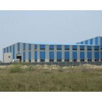 Steel Structure Building with Pre-Engineered Turnkey Solution