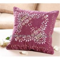 Wholesale Suede nap cushion from china suppliers