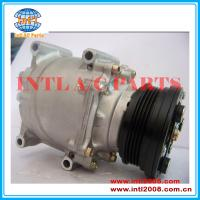 Wholesale with clutch 4PV sanden 3030 TRS090 ac compressor Mazda 121 1.3L 1994-97, Mazda MX-5 pump aircon from china suppliers