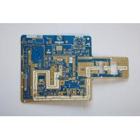 Wholesale 0.127MM 3003 RF Rogers PCB for HF Power Amplifiers / RF Transceiver from china suppliers