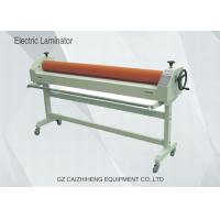 Wholesale 1600mm Manual Vinyl Electrical Cold Wide Format Laminator With Two Roller from china suppliers