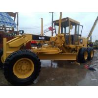 Wholesale 140H Used motor grader 2010 caterpillar cat grader for sale from china suppliers