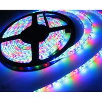 Wholesale RGBW 4 in 1 flexible strip 18W/m 60pcs 5050  led rope light with built-in IC from china suppliers