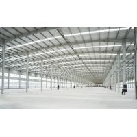 Wholesale Corrosion Resistant Light Weight Metal Structural Steel Buildings With Huge Space from china suppliers
