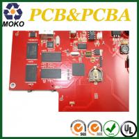 Quality 4 Layer Printed Wire Board Assembly for sale