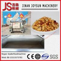 Buy cheap Higher Effeciency Stainless Steel Automatic Peanut Roasting Machine from wholesalers