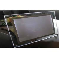 Wholesale A0 Slim Backlit Acrylic Led Light Box Indoor Advertising Signboard from china suppliers