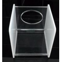 Wholesale Customized Acrylic Tissue Box,Tissue Box Cover from china suppliers