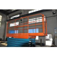Quality Moving elevated portable lifting platform , hydraulic lift platform with extension loading 100kg for sale