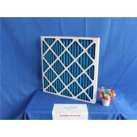 Wholesale Reusable Primary Ac Air Filter Panel Synthetic Filter Media Low Intial Resistance from china suppliers