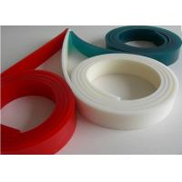 Wholesale Solvent Resistance Indstrial PU Polyurethane Flat Screen Printing Squeegee Scraper from china suppliers