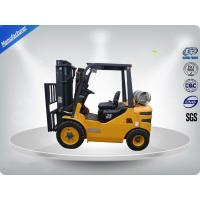 Wholesale 3 Tons No Pollution Dual Fuel Forklift With Standard / Upper - Positioner Exhaust from china suppliers