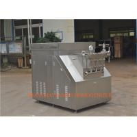 Wholesale 5000 L/H 70 Mpa Industrial Homogenizer Application of CIP homogenizer from china suppliers