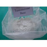 Wholesale Raw Steroid Powders Testosterone Base for Muscle Gainning CAS 58-22-0 from china suppliers