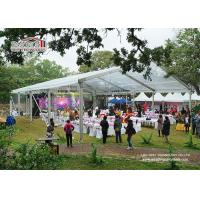 Wholesale Luxury Wedding Canopy Tent , Large Tents For Events And Festivals Celebration from china suppliers
