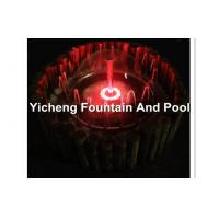 Wholesale Small Dancing Indoor Water Fountains Programme / Musical Type 68cm / 80cm / 1m from china suppliers