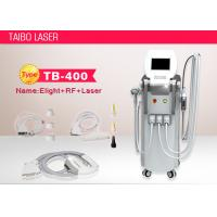 Wholesale E-light IPL RF Skin Rejuvenation Machine , Tattoo Removal ND Yag Laser Treatment from china suppliers