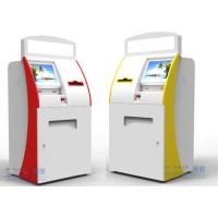 Wholesale 17inch , 19inch Free Standing Photo Print kiosk Touch Screen PC system from china suppliers