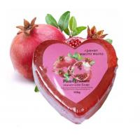 Wholesale natural herbal pomegranate russian handmade soap from china suppliers