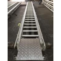 Wholesale LR Approval Marine Aluminum Alloy Fixed Boarding Ladder Accommodation Ladder from china suppliers