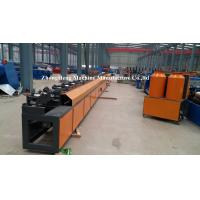 Wholesale Sandwich Panel Shutter Door Roll Forming Machine With 36 Roller Stations from china suppliers