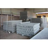 Wholesale galvanized or painted chain link temporary fence china manufaturer from china suppliers