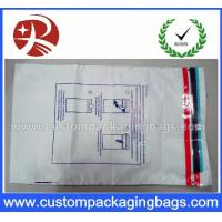 Wholesale Opaque Plastic Security Custom Packaging Tamper Evident Bags from china suppliers